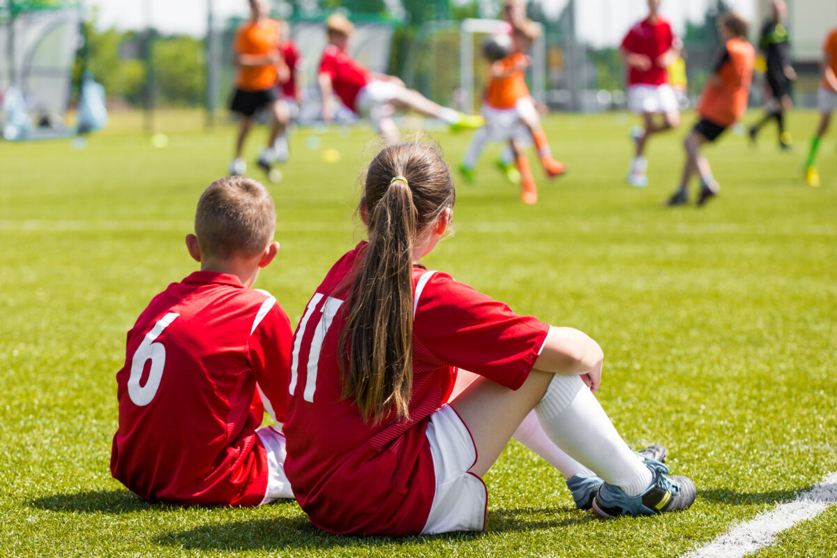 When Should Your Child Start Playing Sports?