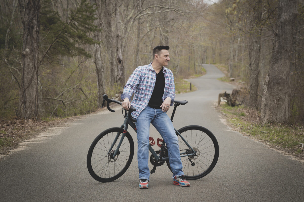 Meet Noah Ehlert: The Man Biking Across the Country to Support Youth Shelters