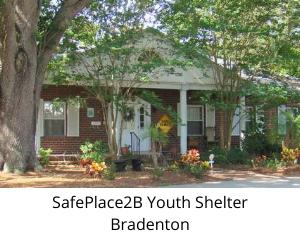 SafePlace2B Youth Shelter Bradenton