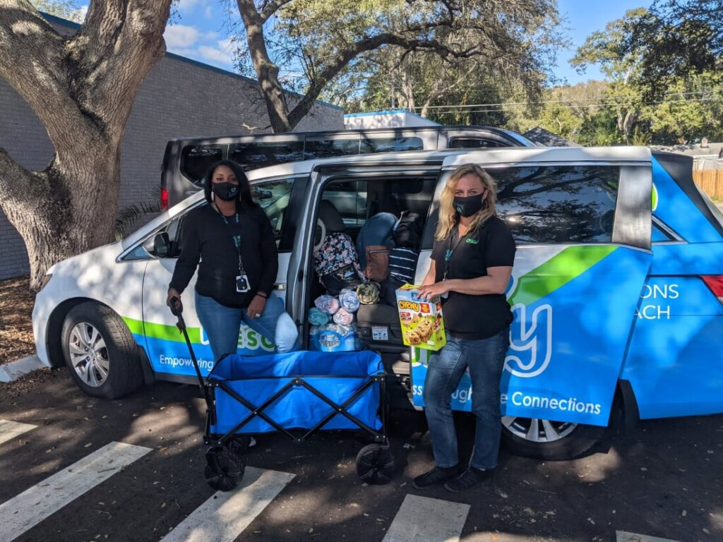 Looking Back on 2020 Street Outreach Program