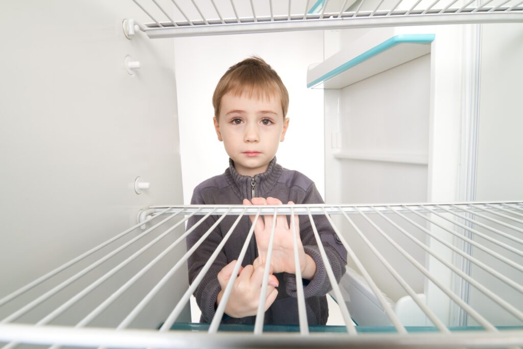 food insecurity in America's kids