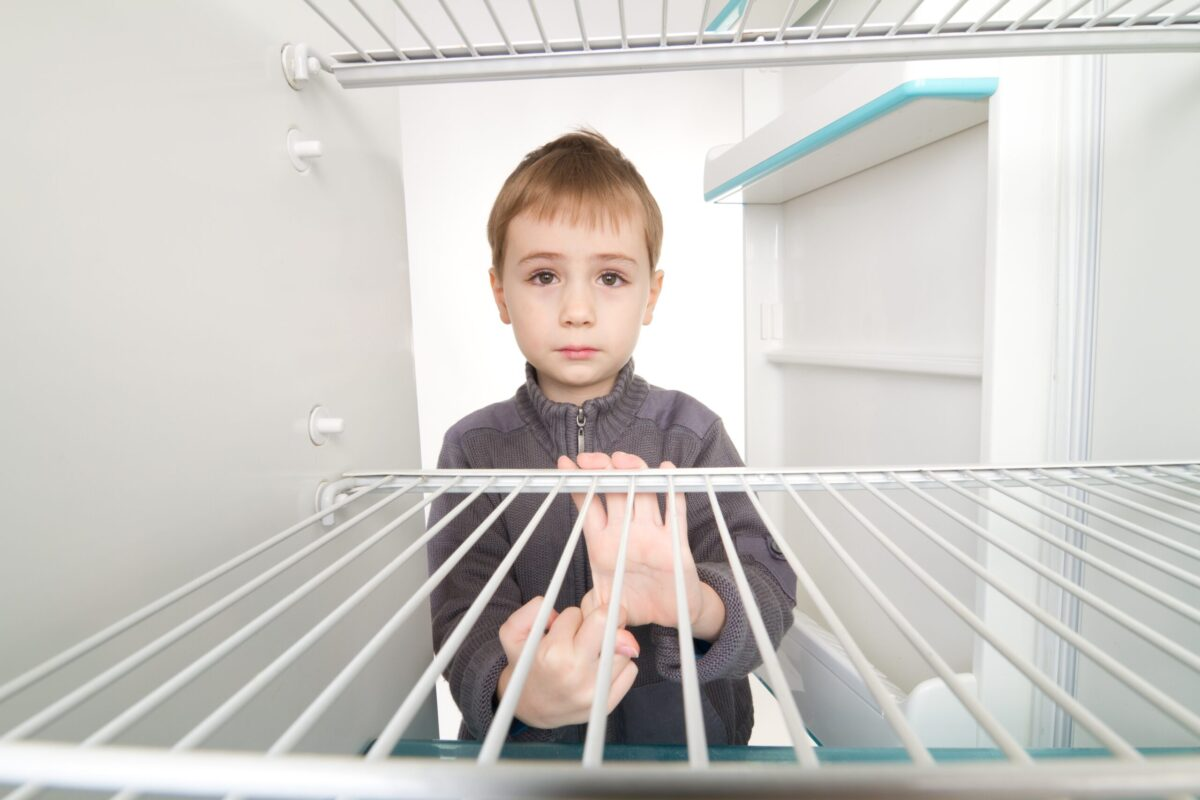 Food Insecurity in America: What Child Hunger Looks Like