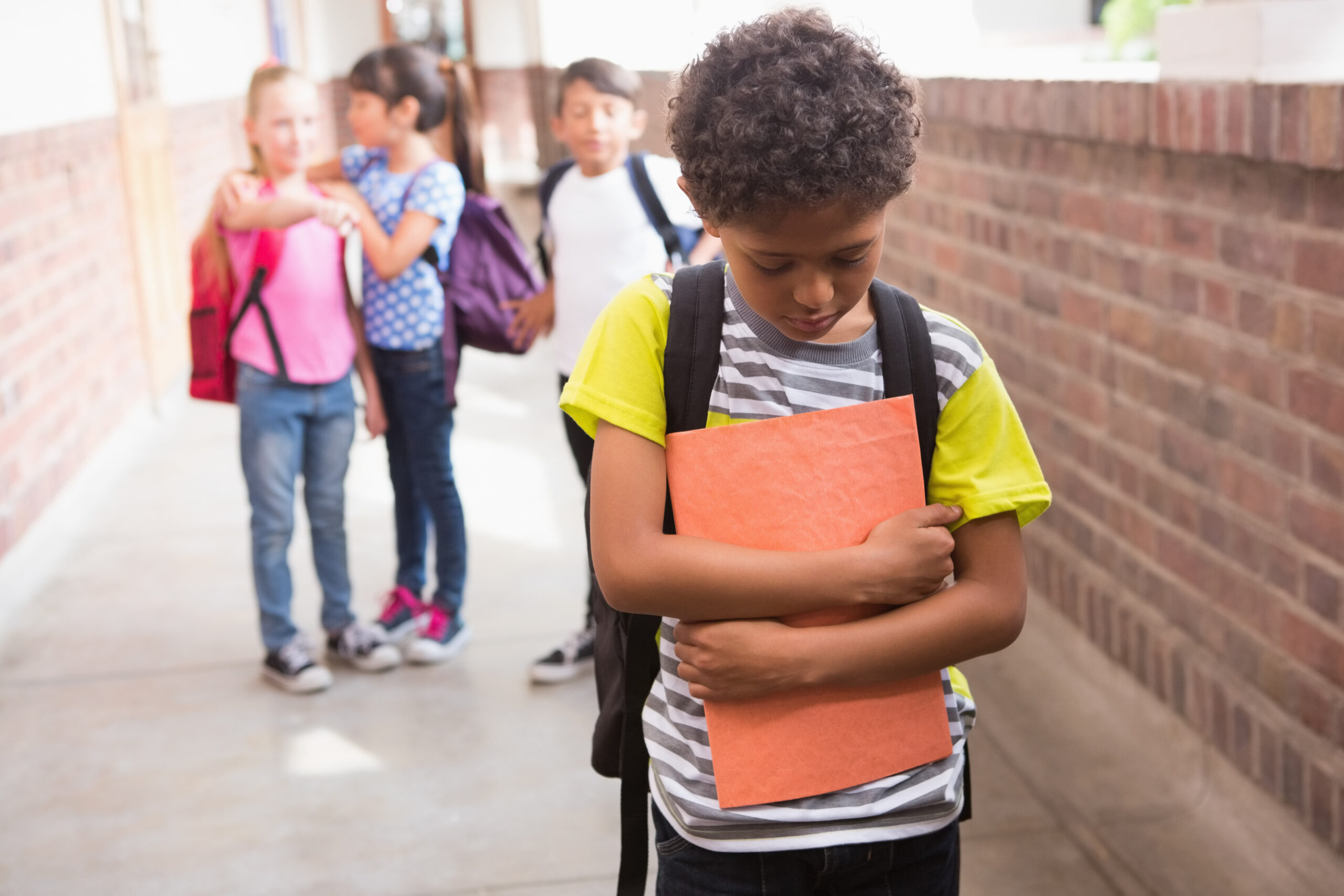 7 Signs of Anxiety in Small Children